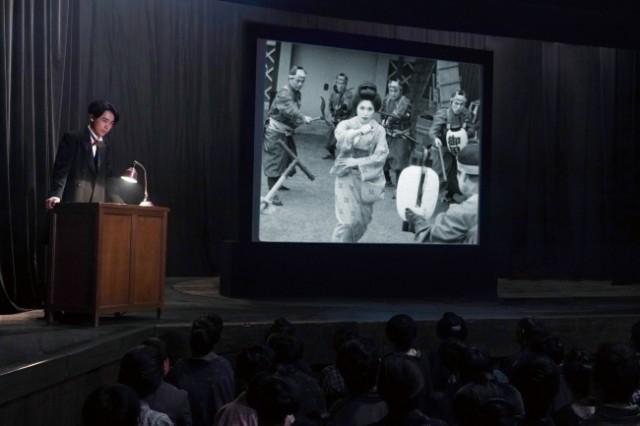 映画『カツベン!』主演 成田凌が活動弁士としてオリジナル劇中無声 ...