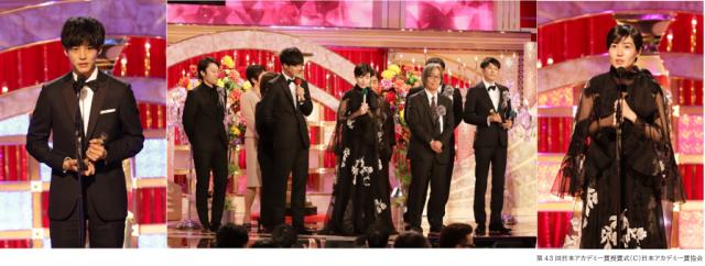 日本 アカデミー 賞
