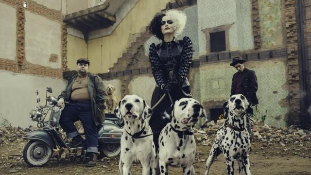 黑白魔后/時尚惡女:庫伊拉(Cruella)劇照