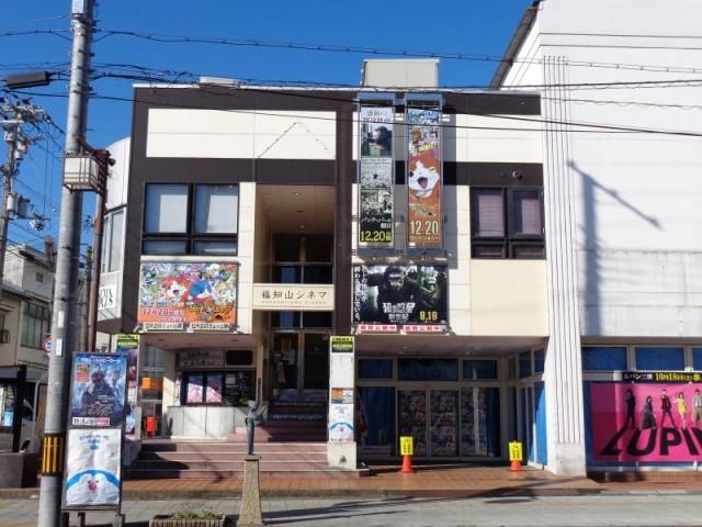 福知山シネマのアクセス 上映時間 映画館情報 映画の時間